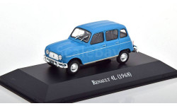1:43 — Renault 4L (1968), масштабная модель, Altaya, scale43