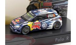 Volkswagen VW Polo R WRC #9 WRC 2015 Mikkelsen, Floene