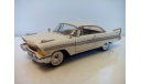 Plymouth Fury Franklin Mint 1/43, масштабная модель, scale43