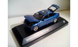 BMW 4 series Kyosho 1/43, масштабная модель, 1:43