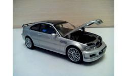 BMW M3 GTR Kyosho 1/43, масштабная модель, 1:43