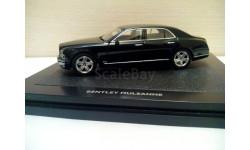 Bentley Mulsanne Minichamps 1/43, масштабная модель, 1:43