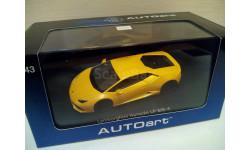 Lamborghini Huracan AutoArt 1/43, масштабная модель, 1:43