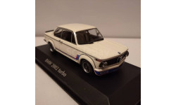 BMW 2002 turbo Minichamps 1/43