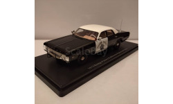 Dodge Polara Police Neo 1/43