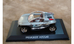 Peugeot Hoggar, масштабная модель, Norev, scale43