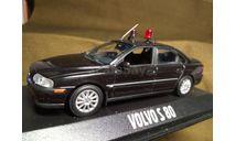 'VOLVO S80' (ГОН) (Minichamps) (конверсия) (М-1/43)., масштабная модель, Конверсии мастеров-одиночек, scale43