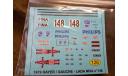 Набор декалей 'ВАЗ-2121' Нива 1979г. (Rayer/Gauche)(M-1/43), фототравление, декали, краски, материалы, Doctor Decal, scale43