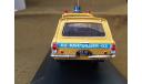 Волга 'ГАЗ-2402' Милиция ГАИ (конверсия) (М-1/43)., масштабная модель, Конверсии мастеров-одиночек, scale43