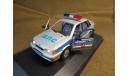 'ВАЗ-2115' Милиция ДПС г.Москва (конверсия) (М-1/43)., масштабная модель, Конверсии мастеров-одиночек, scale43