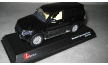 MITSUBISHI PAJERO Super Exceed (Jcollection) (M-1/43), масштабная модель, J-Collection, 1:43