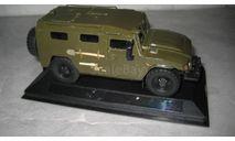 'ГАЗ-233036' Экспедиционный (конверсия)(М-1/43), масштабная модель, Автолегенды СССР журнал от DeAgostini, scale43