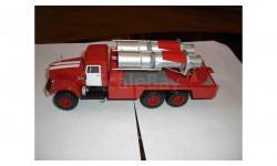 АГВТ-200((КРАЗ 255) пожарный