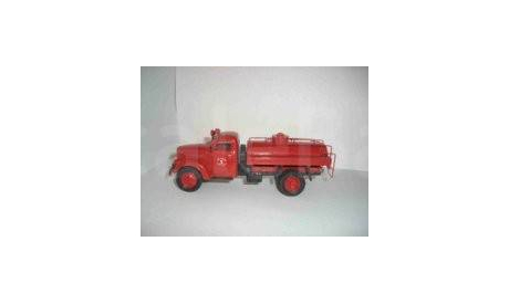АЦ-2.6 (355М) пожарный, масштабная модель, 1:43, 1/43, Alf