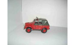 АШ (ГАЗ 69А ) пожарный, масштабная модель, 1:43, 1/43, Alf