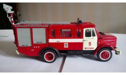 Пожарный автомобиль газодымозащитной службы АГ-20-9 на шасси ЗИЛ-(4333362) ПМ-585