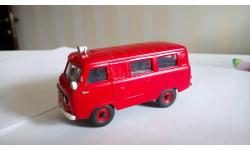 УАЗ 450 пожарный  автомобиль,, масштабная модель, 1:43, 1/43, СарЛаб