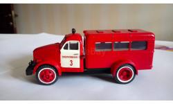 ПАЗ-653, штабной пожарный автомобиль
