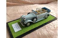 Mercedes-benz 770 cabriolet F 1930г, масштабная модель, 1:43, 1/43