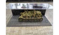 Bergepanzer Tiger (P) VK 4501 (P), масштабные модели бронетехники, DeAgostini (военная серия), scale72