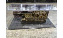 Panzerjager Tiger (P) Elefant (Sd.Kfz. 184), масштабные модели бронетехники, DeAgostini (военная серия), 1:72, 1/72