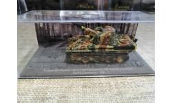 Flakpanzer Panther mit 3.7 cm Flakwilling 341 Coelian prototype, масштабные модели бронетехники, DeAgostini (военная серия), scale72