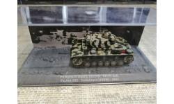Pz. Kpfw. III Ausf. L (Sd.Kfz. 141/1), масштабные модели бронетехники, PzKpfw, DeAgostini (военная серия), 1:72, 1/72
