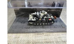 Pz. Kpfw. III Ausf. N (Sd.Kfz. 141/2), масштабные модели бронетехники, DeAgostini (военная серия), scale72, PzKpfw