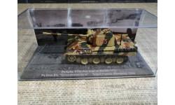 Pz. Kpfw. V Panther Ausf. A (Sd.Kfz. 171), масштабные модели бронетехники, DeAgostini (военная серия), scale72