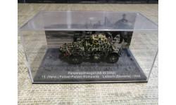 Panzerspahwagen AB 43 203 (i), масштабные модели бронетехники, DeAgostini (военная серия), scale72