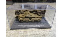 Schwerer  Panzerspahwagen (8Rad)  Sd.Kfz. 232, масштабные модели бронетехники, DeAgostini (военная серия), 1:72, 1/72