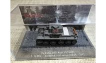 Pz. Kpfw.  38(t)  Ausf.  F (TNHP), масштабные модели бронетехники, DeAgostini (военная серия), scale72, PzKpfw