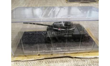 IS - 2, масштабные модели бронетехники, DeAgostini (военная серия), scale72