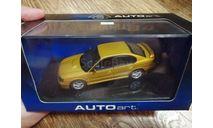 SUBARU  LEGACY  B4    1999, масштабная модель, Autoart, scale43