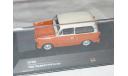 TRABANT P50 KOMBI  1959   IST 008   Новогодняя Распродажа !!!, масштабная модель, IST Technology (PCT), scale43