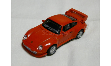 PORSCHE  911 GT, масштабная модель, Bauer/Cararama/Hongwell, scale72