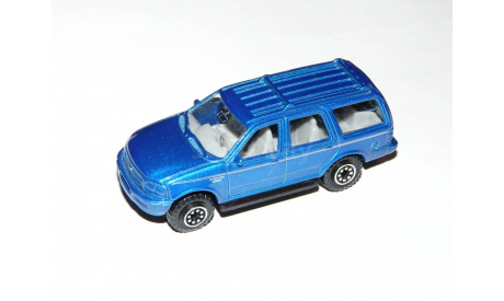 FORD  EXPEDITION 1998, масштабная модель, WELLY, scale64