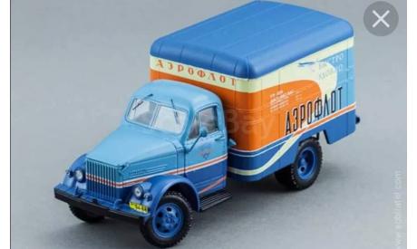 ГАЗ 51/КИ 51  Новогодняя Распродажа !!!, масштабная модель, DiP Models, scale43