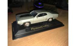Plymouth GTX 1971, масштабная модель, Yat Ming, 1:43, 1/43