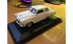 Studebaker Champion 1950, масштабная модель, Yat Ming, 1:43, 1/43