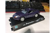 Porsche 911 coupe, масштабная модель, Bauer/Cararama/Hongwell, 1:43, 1/43