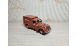 Москвич 400-420 фургон почта., масштабная модель, Конверсии мастеров-одиночек, scale43