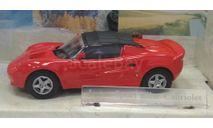1/43 Lotus Sport Elise Cabriolet  Cararama Hongwell, масштабная модель, Bauer/Cararama/Hongwell, scale43