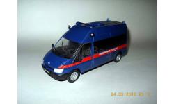 Ford Transit Следственный комитет журнальный Автомобиль на службе №45 DeAgostini, масштабная модель, 1:43, 1/43