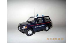 Mitsubishi Pajero Carabinieri DeA/Grani