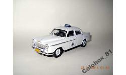Holden FE Полиция Мира №10, масштабная модель, 1:43, 1/43, DeAgostini