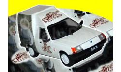 ЗАЗ-11055 «Таврия», масштабная модель, 1:43, 1/43, Автомобиль на службе, журнал от Deagostini