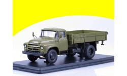 ЗИЛ-130 бортовой (ранняя облицовка радиатора), хаки SSM 1005, масштабная модель, 1:43, 1/43, Start Scale Models (SSM), КамАЗ