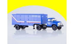 ЗИЛ-130В1 с полуприцепом ОДАЗ-794 Почта АИСТ 100657