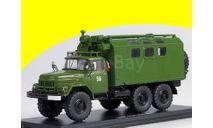 ЗИЛ-131 кунг МТО-АТМ (хаки) SSM1039, масштабная модель, scale43, Start Scale Models (SSM)